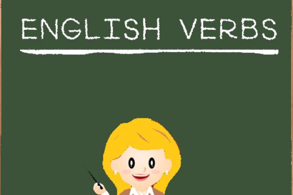 conjugarea verbelor în engleză