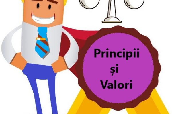 principii si valori